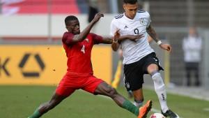 Jungstars rotieren zur Heimniederlage gegen Portugal