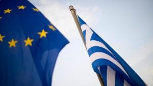 Griechenland soll Kontrolle über Finanzpolitik abgeben