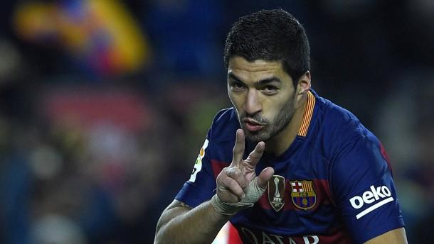 Kantersiege für Barça und Real