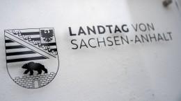 Deutlicher Wahlsieg für die CDU in Sachsen-Anhalt