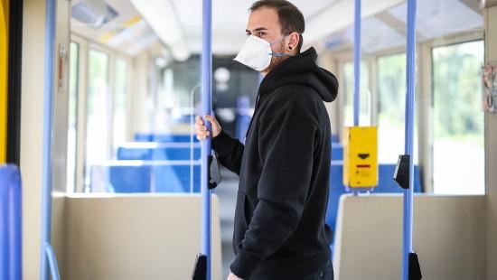 Bayern führt Maskenpflicht ein