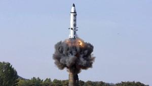 Nordkorea feuert mehrere Marschflugkörper ab