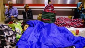 CSU rechnet mit Merkels Flüchtlingspolitik ab