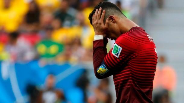 Portugal gewinnt und weint