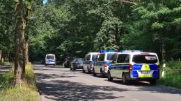 Mutmaßlicher Serienvergewaltiger bei Potsdam gefasst