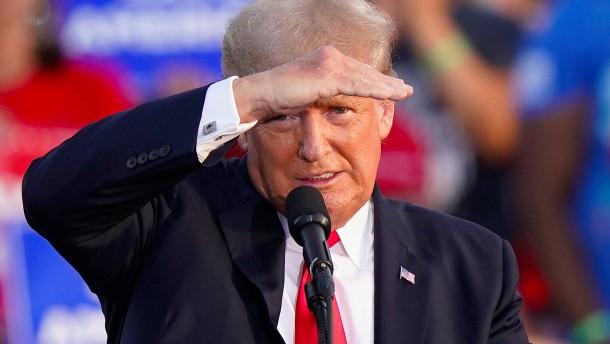 Die Untersuchung kommt Trump immer näher