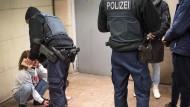 Weniger Straftaten in Frankfurt verzeichnet