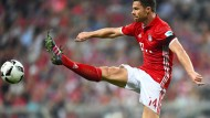 Solange ein Team gut organisiert ist, ist das Alter eines einzelnen Spielers von nicht allzu großer Relevanz, meint Bayern-Star Xabi Alonso.