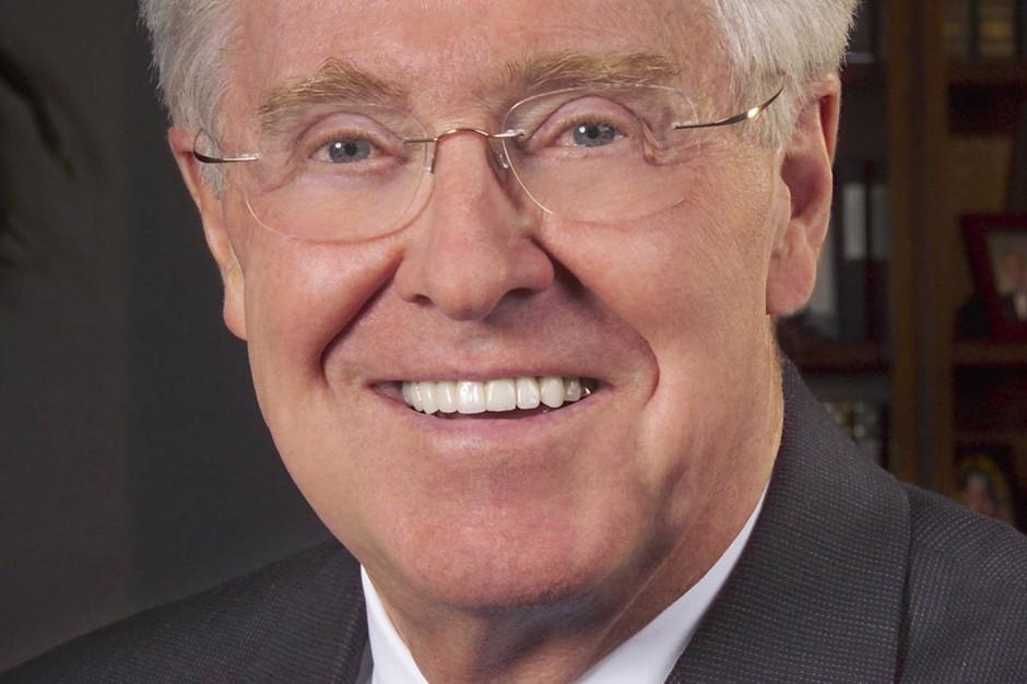 Charles Koch, Vorstandschef von Koch Industries, half bei der Gründung der Denkfabrik Cato Institute