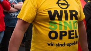 Zustimmung für Sanierung bei Opel