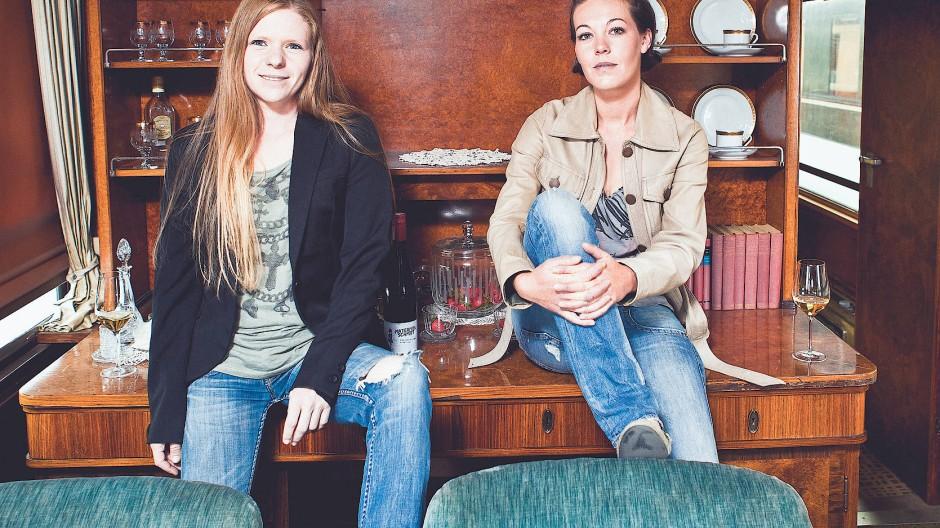 Winzer-Entdeckung des Jahres: Rebecca Materne und Janina Schmitt