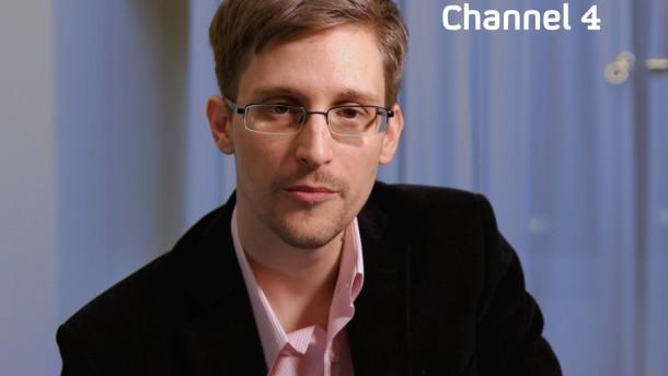 Edward Snowdens Weihnachtsansprache