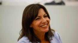 Anna Hidalgo kündigt Präsidentschaftskandidatur an