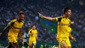 Ein großer Schritt für Dortmund