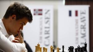 Carlsen gibt sich geschlagen