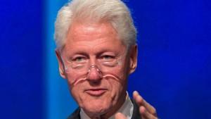 Bill Clinton schreibt Roman über verschwundenen Präsidenten