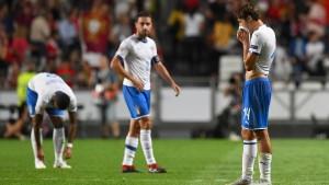 Portugal macht italienischen Fehlstart perfekt
