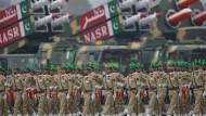 Pakistan zeigt, was es hat: Militärparade zum Nationalfeiertag