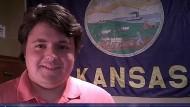 Schüler will Gouverneur von Kansas werden
