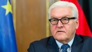Steinmeier: Wahlkampf hinterlässt schweres Erbe