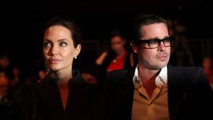 Angelina Jolie soll Scheidung von Brad Pitt eingereicht haben