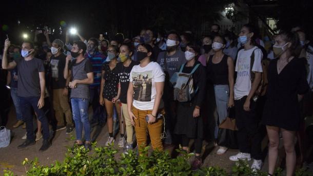 Kubas Freiheit beginnt im Internet