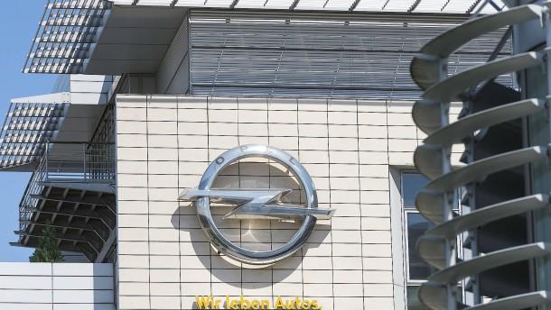 Jubel und Skepsis bei Opel