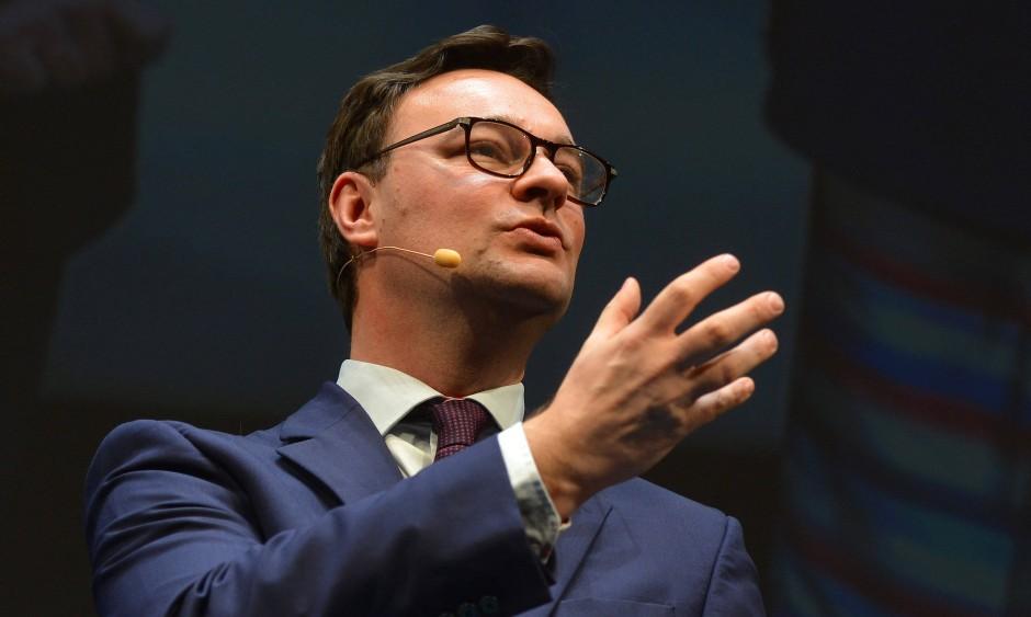 Stunde der Wahrheit für den FDP-Spitzenkandidaten Oliver Luksic: Schaffen die Liberalen den Wiedereinzug in den Landtag oder bleiben sie außerparlamentarische Opposition?