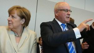 Unionsfraktion kritisiert Durcheinander in der Regierung