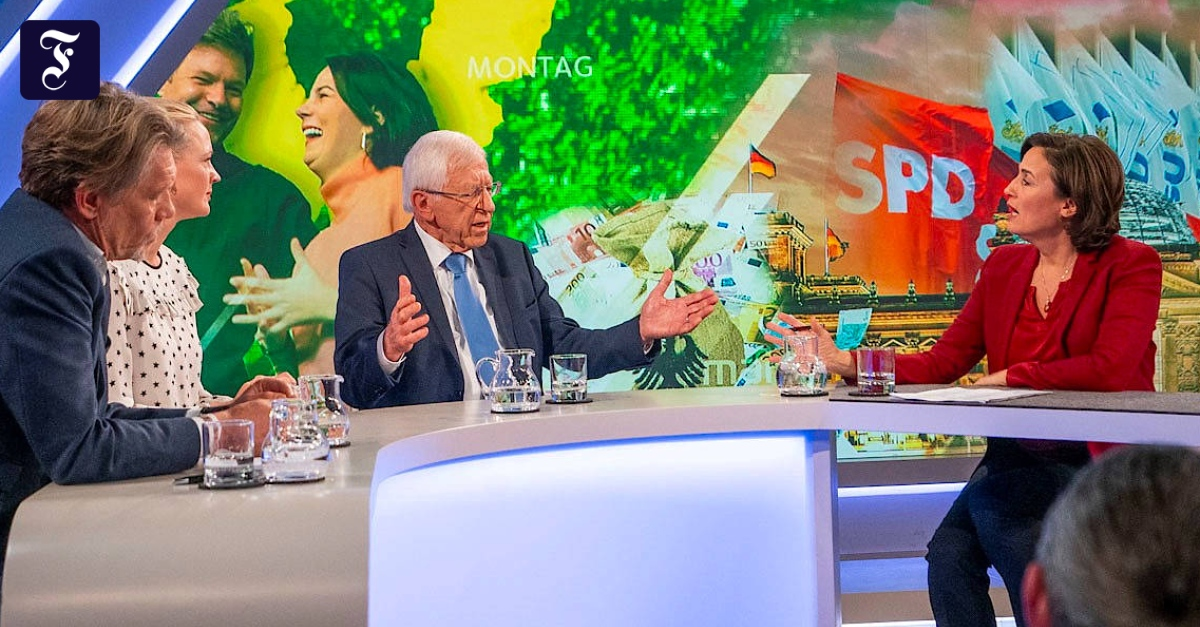 "TV-Kritik ""Maischberger"": Knallharte und Stehgeiger"