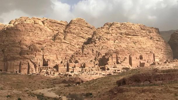 Willkommen in Jordanien!