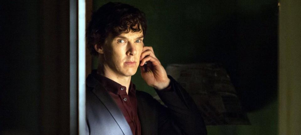 Sherlock aus einem Geist Die beste Seite für Dating