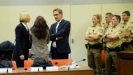 Zschäpe lehnt Vorsitzenden Richter ab