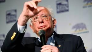 Bernie Sanders attackiert Walmart