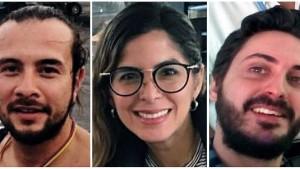 Ausländische Journalisten in Caracas festgenommen