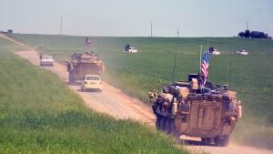 """Trump: """"Unsere Truppen kommen nach Hause"""""""