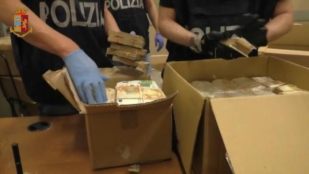 Italienischer Polizei gelingt Schlag gegen Drogendealer