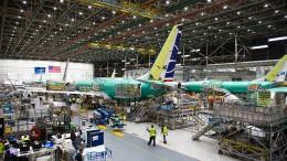 Luftaufsicht hat keinen Zeitplan für Flugerlaubnis für 737 MAX