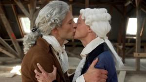 Hatte Goethe Sex mit Schiller?