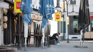 Händler trauern um die Modellstädte