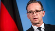 """Außenminister Heiko Maas (SPD) glaubt nach dem Tod Jamal Khashoggis nicht, dass dieser """"ohne Konsequenzen bleiben kann""""."""