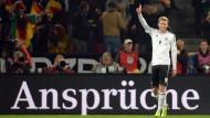 Gehobene Ansprüche: André Schürrle ist ein Gewinner des Spiels gegen Irland