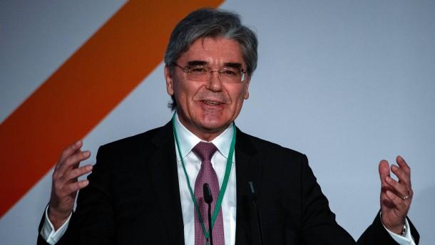 "Siemens-Chef Kaeser: ""Die SPD hat Berechtigung zum Regieren verloren"""