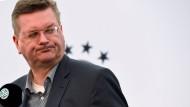 DFB-Präsident warnt Uefa vor Zahlungen an Platini