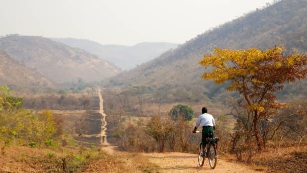 Entwicklungshilfe auf Rädern