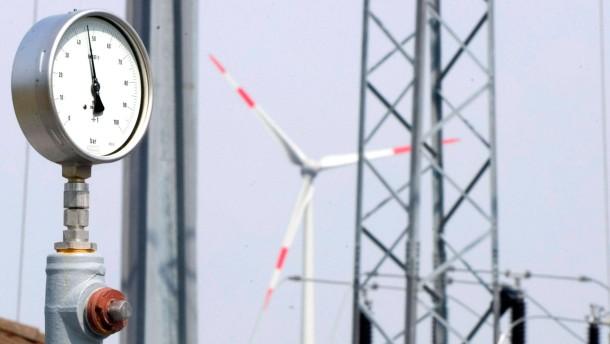 Power-to-Gas-Anlage - Der Energiekonzern E.ON betreibt im brandenburgischen Falkenhagen eine Anlage zur Speicherung von erneuerbarem Strom im Erdgasnetz und dessen Rückverstromung in Gaskraftwerken.