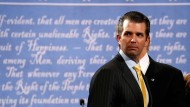 Trump Junior hatte Kontakt zu Wikileaks