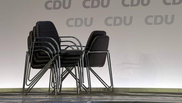 16 Bewerber für den CDU-Vorsitz