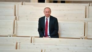 Putin bestreitet persönliche Beziehung zu Trump