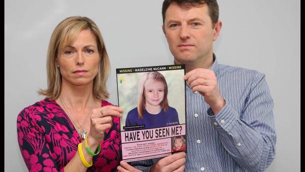 Wer ist der Verdächtige im Fall Maddie?